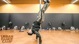getlinkyoutube.com-Salah Dance Showcase / Popping Choreography Performance / 310XT Films / URBAN DANCE CAMP