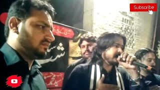 getlinkyoutube.com-Irfan Haider & Rizwan Ali at Live Azadari Zanjir Zani in Imam Khana Layyah Pakistan