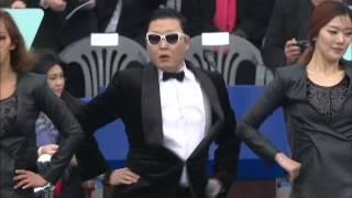 getlinkyoutube.com-PSY - GANGNAM STYLE @ South Korea Presidential Inauguration Ceremony