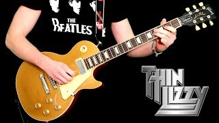 getlinkyoutube.com-'BOYS ARE BACK IN TOWN' by Thin Lizzy *INSTRUMENTAL COVER* Performed by Karl Golden