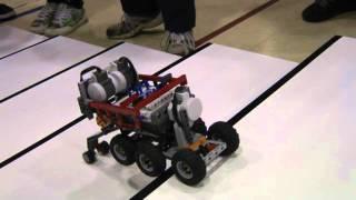 getlinkyoutube.com-WRO 2011 South Africa CRAZY ROBOTS