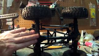 getlinkyoutube.com-Scale 4x4 R/C Builds an Axial SCX10 6x6