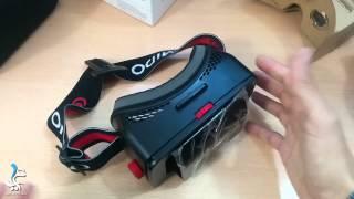 getlinkyoutube.com-فتح صندوق ومراجعة نظارة homido للواقع الافتراضي VR
