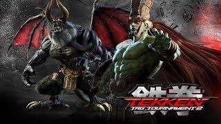getlinkyoutube.com-Tekken Tag Tournament 2: Ogre & Ancient Ogre Arcade ᴴᴰ