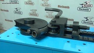 getlinkyoutube.com-Трубогиб электрический TG4 Blacksmith
