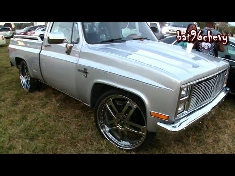 Chevy Silverado Short Bed