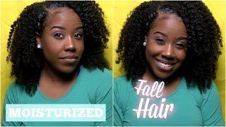 getlinkyoutube.com-Moisturizing Fall Natural Hair Routine