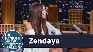 Zendaya on Playing Mysterious Michelle in Spider-Man: Homecoming