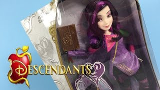 getlinkyoutube.com-Mal Disney Descendants Doll Unboxing & Review Isle of the Lost | PSToyReviews