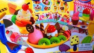 getlinkyoutube.com-Doh-Dough Ice Cream Set Play Dough Ice Cream Shop, Ice Cream Swirl - Like Play-Doh