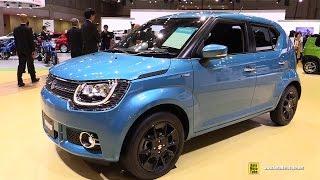 getlinkyoutube.com-2016 Suzuki Ignis Hybrid - Exterior and Interior Walkaround - Debut 2015 Tokyo Motor Show
