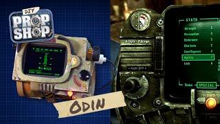 getlinkyoutube.com-Make Your Own Fallout 4 Pip-Boy! - DIY Prop Shop