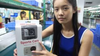 getlinkyoutube.com-Eken Sports Camera Factory Tour