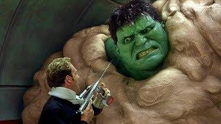 Hulk Escapes Military Base   Hulk Smash Scene   Hulk (2003) Movie CLIP HD
