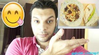 getlinkyoutube.com-وجبة إفطار وعشاء بسيطة وسهلة وسريعة ووهمية من مطبخ هلباوي