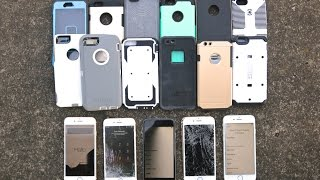 getlinkyoutube.com-Top 12 iPhone 6 Cases Drop Test - What Is The Most Durable iPhone 6 Case?