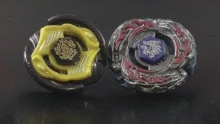 getlinkyoutube.com-EPIC Beyblade Metal Fury Battle Série 1: Vulcan Horuseus VS L-Drago Destructor HD! AWESOME
