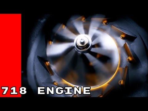 2017 Porsche 718 Engine Explained In Detail