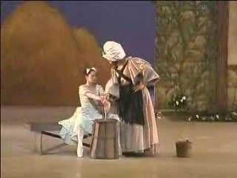 Adiarys Almeida in La Fille Mal Gardee # 3