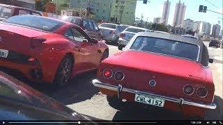 getlinkyoutube.com-#Opala VS Ferrari:: chora não Ferrari