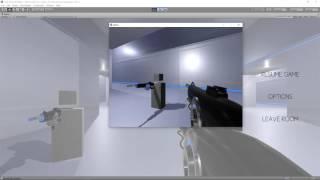 getlinkyoutube.com-[NO NAME] Multiplayer FPS AlphaV0.8 Update 1 Unity 3D (Unity 5.4)