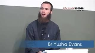 getlinkyoutube.com-Yusha Evans - How i came to Islam