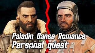 Fallout 4 - Paladin Danse Romance - Personal Quest *SPOILERS*