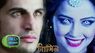 getlinkyoutube.com-Watch: Sesha Kills Kabir In Naagin | Colors