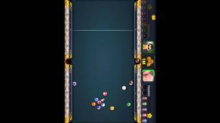 getlinkyoutube.com-8 ball pool auto win for iPhone work in all rooms by mohammed