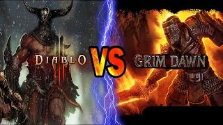 getlinkyoutube.com-Grim Dawn VS Diablo 3 ROS -- An Honest In-Depth Look – [ Comparison Video ]