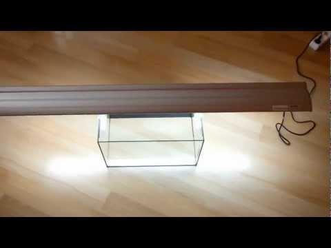 4AQUA Osvětlení pro miniakvária 2x54W T5 | Rostlinna-akvaria.cz