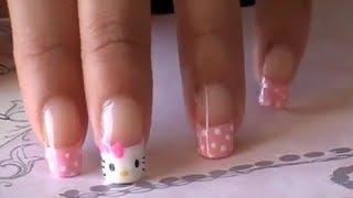 getlinkyoutube.com-Hello Kitty French ღ