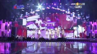 [13/2/2013] A-Pink - Bubibu (at Gaon awards)