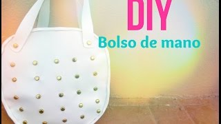 getlinkyoutube.com-DIY bolsa- SIN coser :)