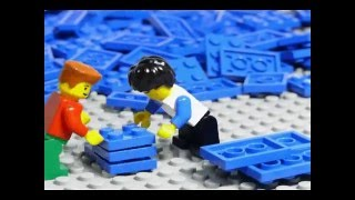 getlinkyoutube.com-The Creators - LEGO minifig movie