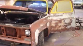 "getlinkyoutube.com-80' Chevy C10 ""Full Build"" (Part2)"