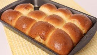 getlinkyoutube.com-Homemade Dinner Rolls Recipe - Laura Vitale - Laura in the Kitchen Episode 453
