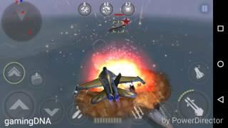 getlinkyoutube.com-GUNSHIP BATTLE F/A-18 GOLDEN HORNET