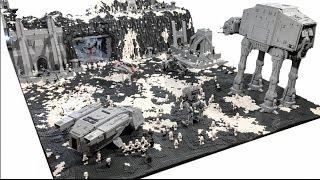 getlinkyoutube.com-Lego Star Wars Rhen Var MOC