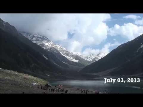 Summer Tour 2013 (9) Lake Saiful Maluk