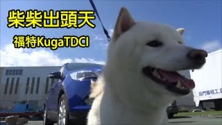 getlinkyoutube.com-福特 Kuga柴油引擎版本龐德試駕心得