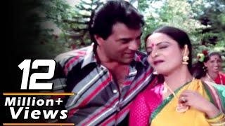 Ghar Se Chali Thi Main - Kishore Kumar, Lata Mangeshkar, Rekha, Ghazab Romantic Song