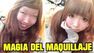 getlinkyoutube.com-Ella sin Maquillaje es MUY EXTRAÑA! MÌRA!
