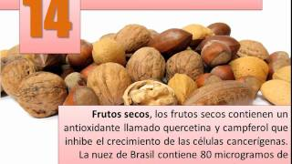 getlinkyoutube.com-25 alimentos anticancerigenos