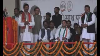 Shri Akhilesh Yadav and Shri Rahul Gandhi joint Rally, Gorakhpur