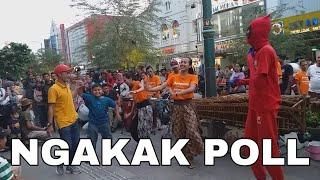 NGAKAK POL!!! ANAK KECIL JOGET NYA LUCU BANGET PAMER BOJO ANGKLUNG CAREHAL