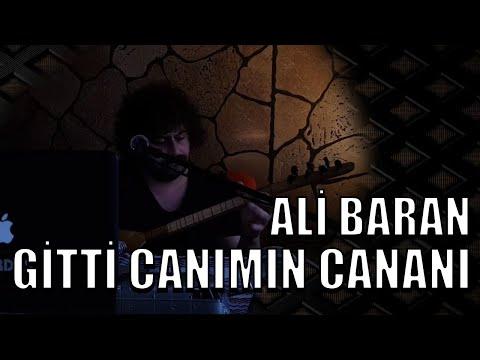 Ali Baran - Gitti Canımın Cananı (Official Video) #fikrisahne #alibaran #cover 2020