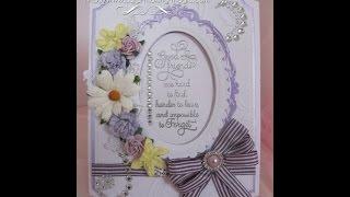 getlinkyoutube.com-Friendship Card (card-making-magic.com)