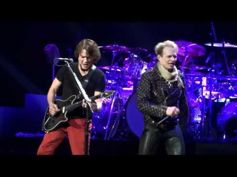 Van Halen Ain't Talkin' 'Bout Love Live Montreal 2012 HD 1080P