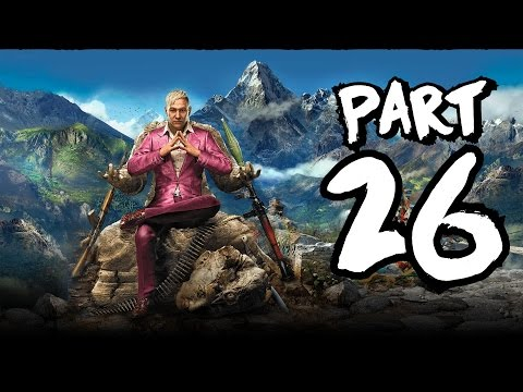 ► Far Cry 4 | #26 | Longinovo vykoupení! | CZ Lets Play / Gameplay [1080p] [PC]